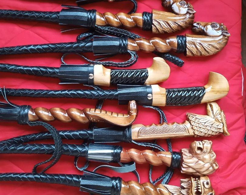 Нагайка – боевое оружие или сакраментальный атрибут?